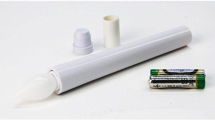 電池式ローソクの一例
