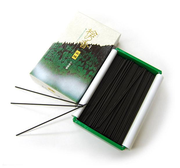 山林 桧の香 -自然微煙微香消匂タイプ-