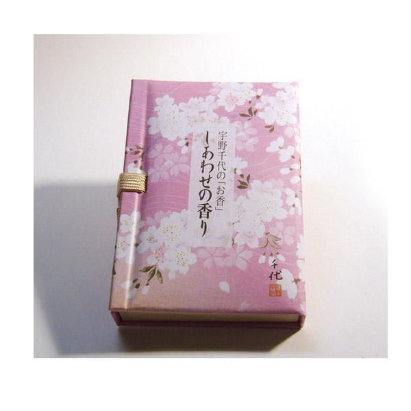宇野千代のお香 しあわせの香り スティック36本入 桜香立付
