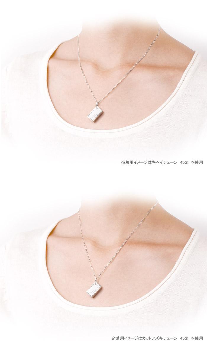 遺骨ペンダント Soul Jewelry レター ステンレス