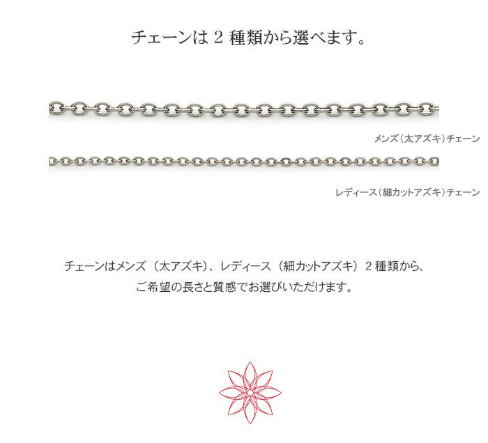 遺骨ペンダント Soul Jewelry チタン エテルノ