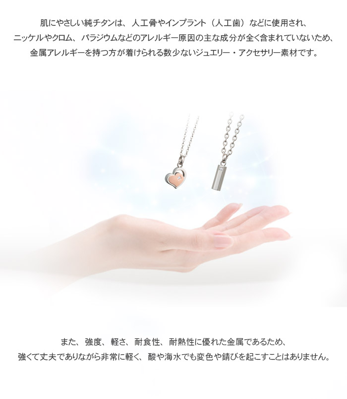 遺骨ペンダント Soul Jewelry チタン ステラ